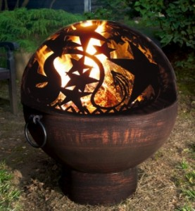 Firepits and firepit covers