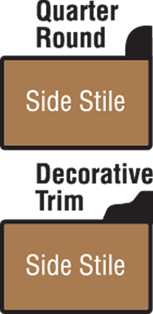 Decorative trim