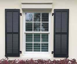 Exterior Shutters for Windows | Composite Shutters
