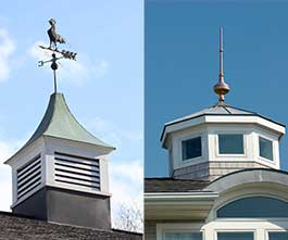 weathervanes finials - Roof Finials