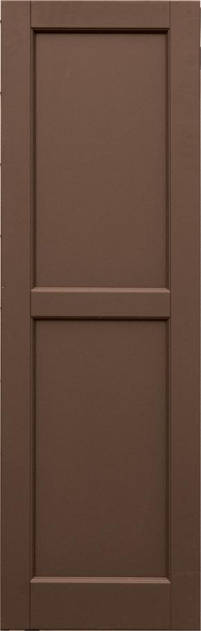 Flat Panel Exterior Shutters   Paneled Shutters   Larson Shutter. Flat Panel Vinyl Shutters. Home Design Ideas