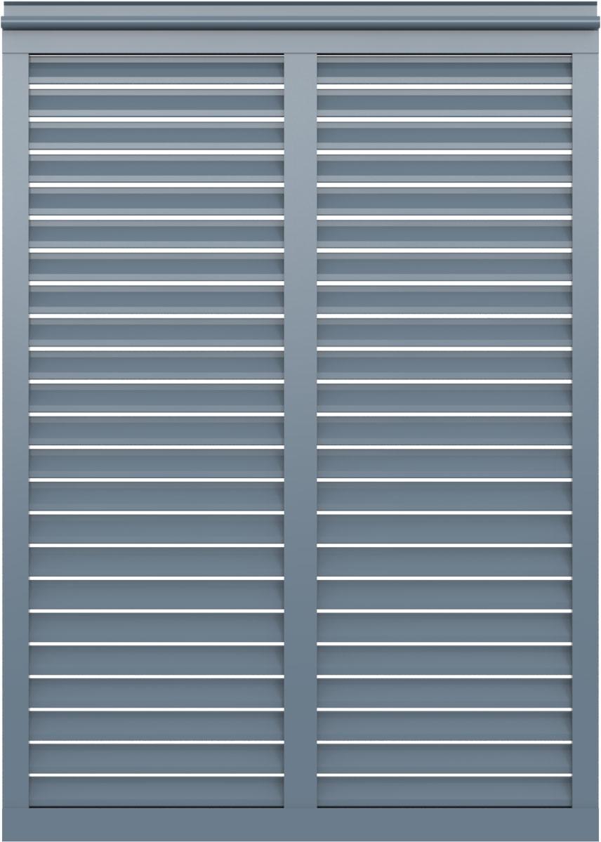 Aluminum Shutters Exterior Bahama Exterior Shutters