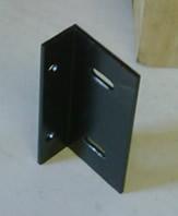 New Horizon Composite Shutter Fixed Mounting Bracket 1 Ea