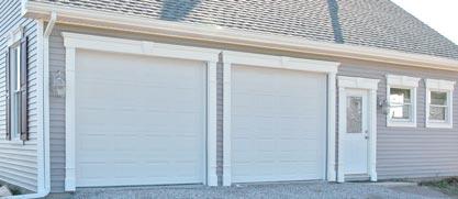 Mid America Door Surround Pilaster Kit